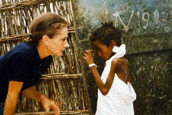 AUDREY HEPBURN IN SOMALIA
