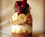 E ainda falando em vida saudável… Overnight oats