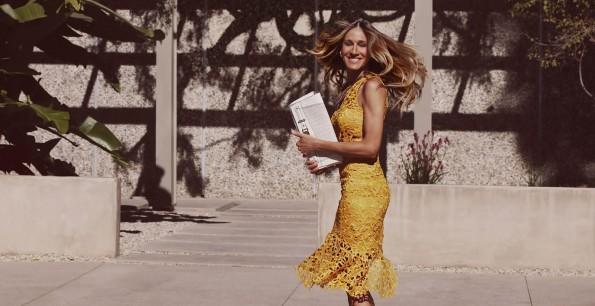 Sarah Jessica Parker for Maria Valentina 2014-001
