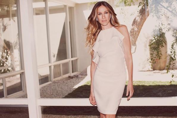 Sarah Jessica Parker for Maria Valentina 2014-010