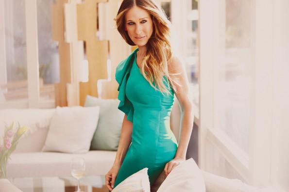 Sarah Jessica Parker for Maria Valentina 2014-011