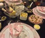 Jantar com as amigas…