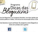 Programa Dicas das Blogueiras #vem conferir #hotnews