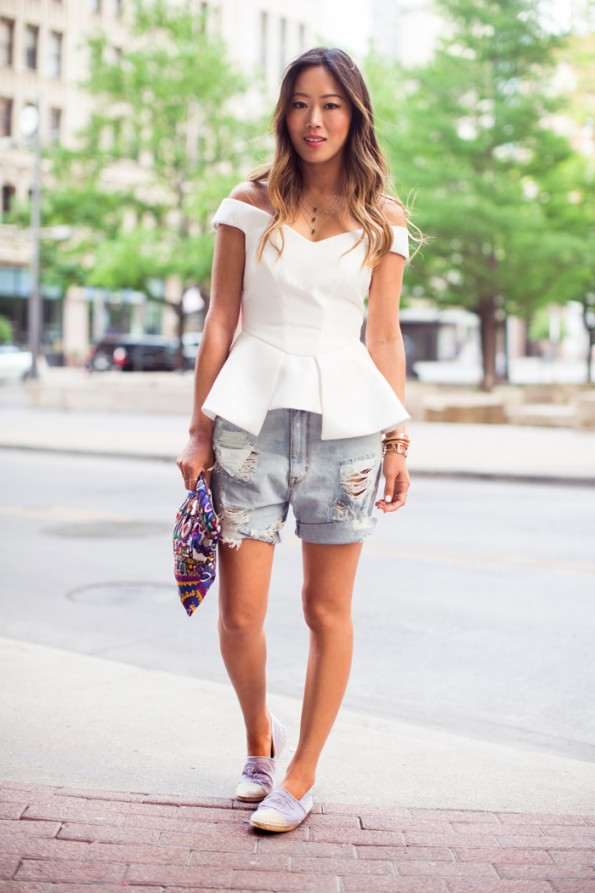 song_of_style_chanel_espadrilles_ripped_denim_shorts