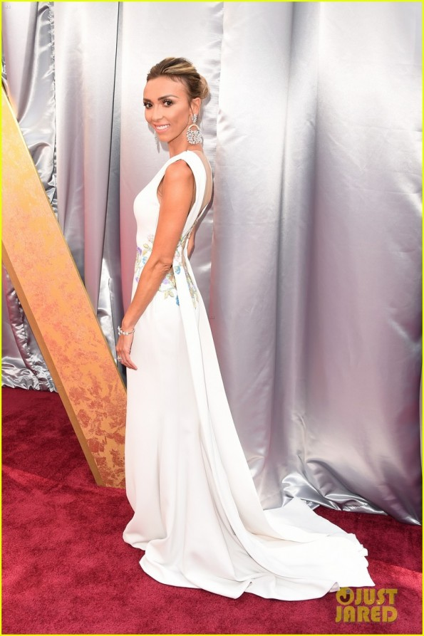 HOLLYWOOD, CA - FEBRUARY 28: TV personality Giuliana Rancic attends the 88th Annual Academy Awards at Hollywood & Highland Center on February 28, 2016 in Hollywood, California. (Photo by Jason Merritt/Getty Images)