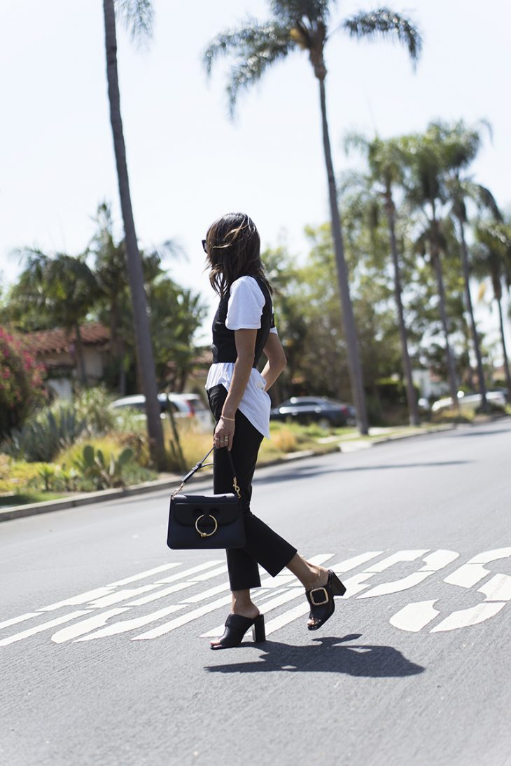 aimee_song_of_style_jw_anderson_bag_black_trousers_ministry_of_style_bustier